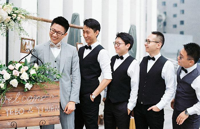 迦南之约南京婚庆公司,南京婚庆公司,伴郎伴娘