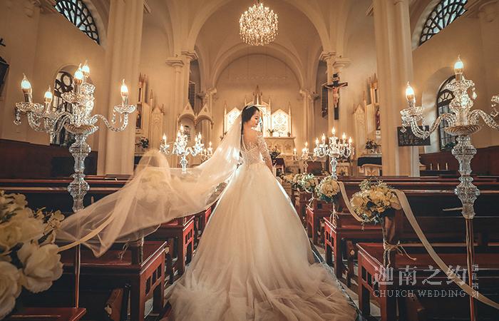 丝萝春秋·教堂婚礼