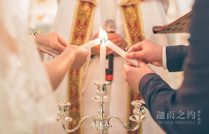 南京教堂婚礼·好合地久